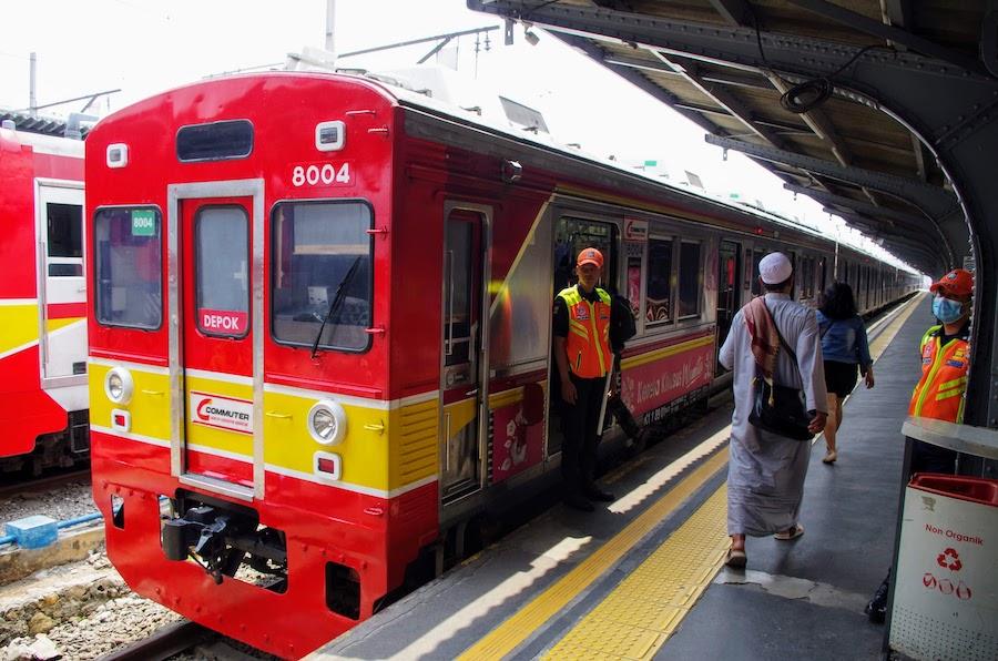 インドネシア首都圏鉄道