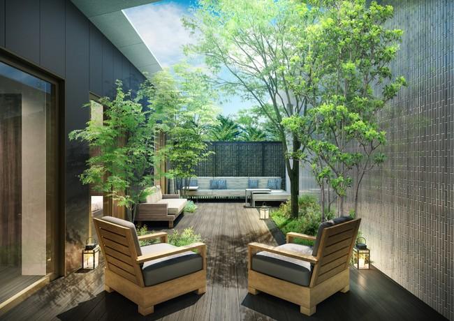 ふふ熱海 別邸「木の間の月」