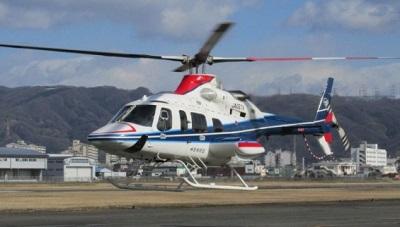 中日本航空 ベル430