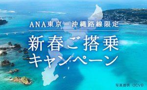 ANA 新春ご搭乗キャンペーン