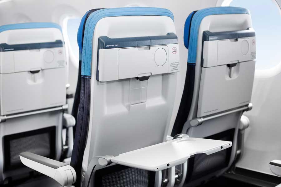 KLMシティホッパー(E195-E2)
