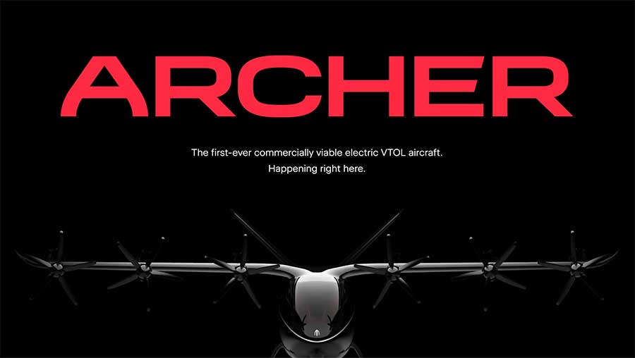 Archer Aviation(アーチャー・アビエーション)