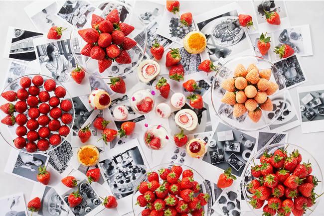 ハイアットリージェンシー大阪 Strawberrry Voyage