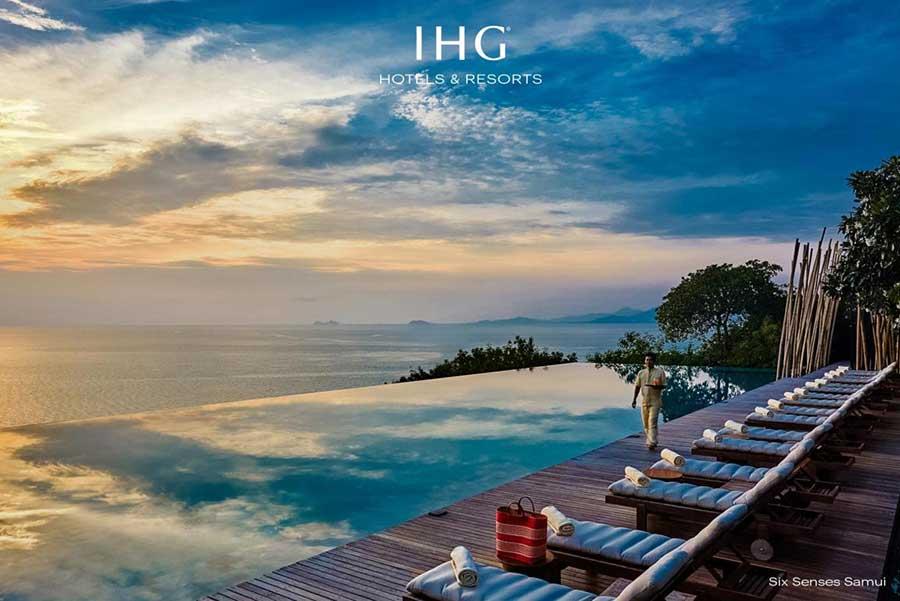 IHGホテルズ&リゾーツ