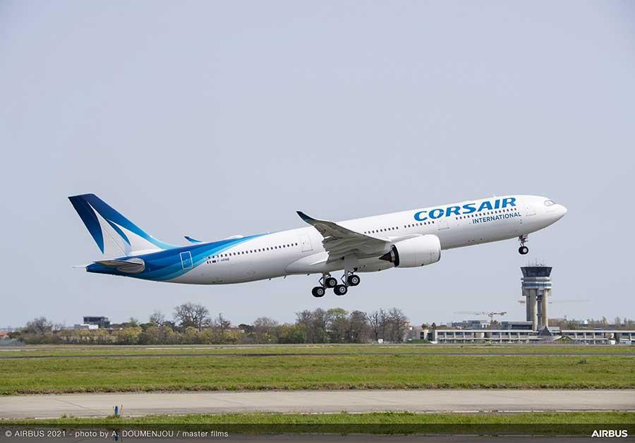 コルセール・インターナショナル(エアバスA330-900neo)