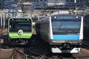 JR東日本 山手線 京浜東北線