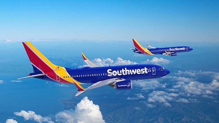 サウスウエスト航空(ボーイング737 MAX 7、ボーイング737 MAX 8)