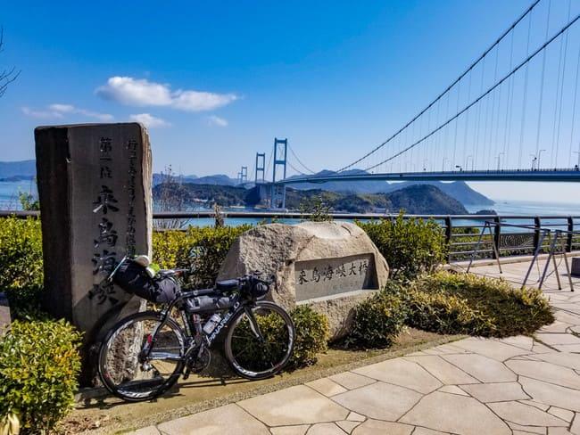 憧れのしまなみ海道縦断!2泊3日ガイド付きサイクリングツアー