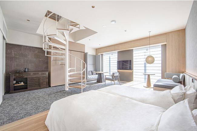パークホテル京都御池客室