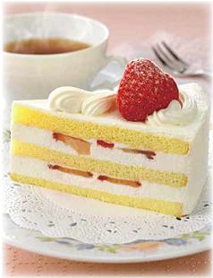 リーガロイヤル献血 ケーキ