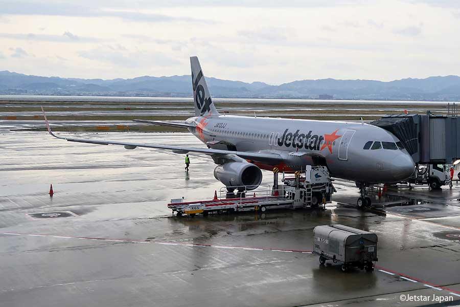 ジェットスター・ジャパン、関空発着2路線を再開