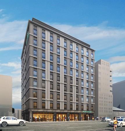 プリンスホテル、「プリンス スマート イン 京都四条大宮」を5月31日開業