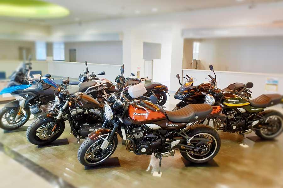 レンタルバイク新千歳空港店