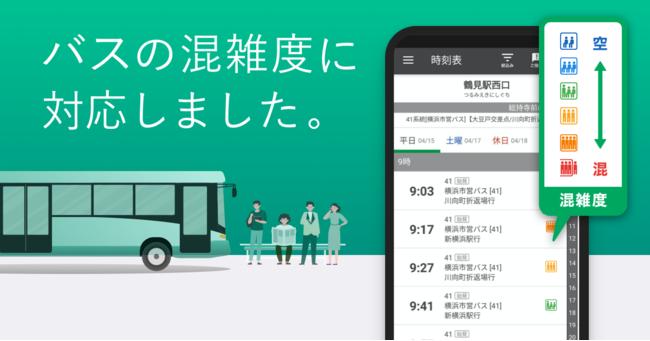 バス混雑予測