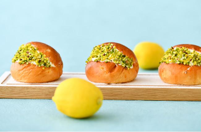 レモンのマリトッツォ
