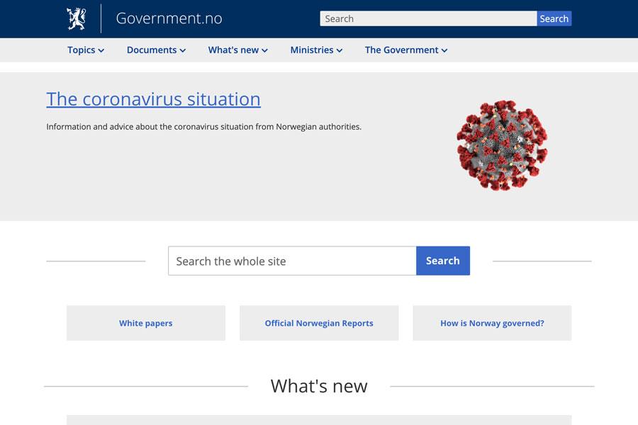 ノルウェー政府
