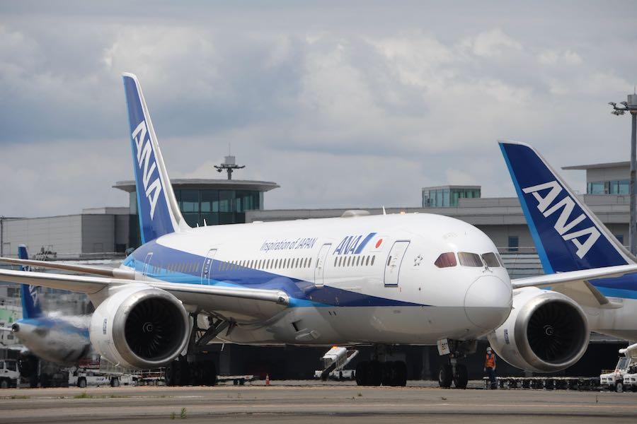 ANA JA807A