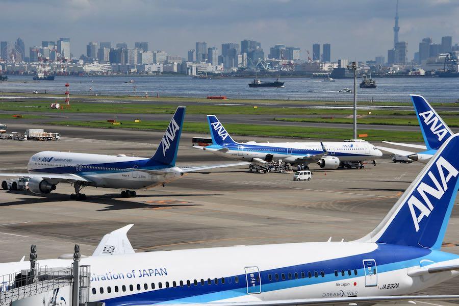 ANA 羽田空港