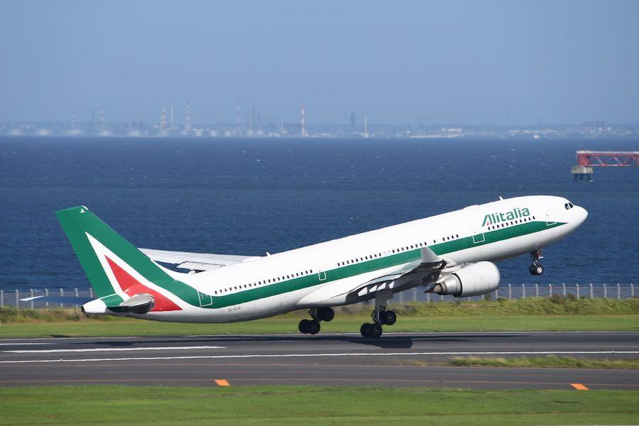 アリタリア-イタリア航空 A330
