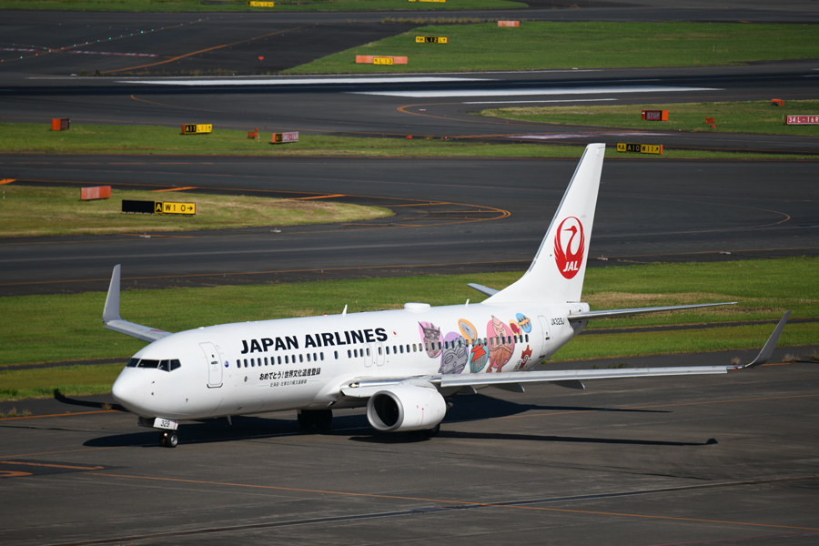 JAL JOMONジェット