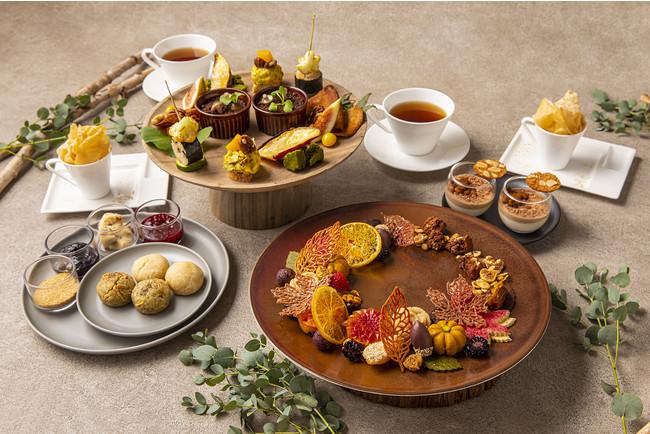 Autumn Leaves~Vegan Afternoon Tea~