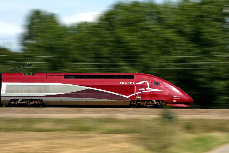 タリス高速鉄道