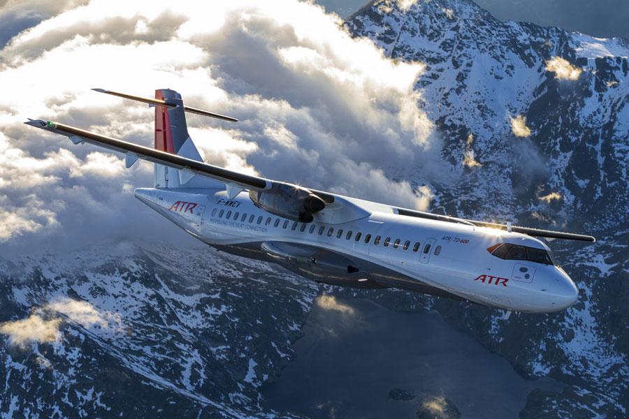 ATR72-600型機