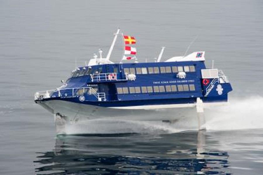 千葉 江の島 高速ジェット船