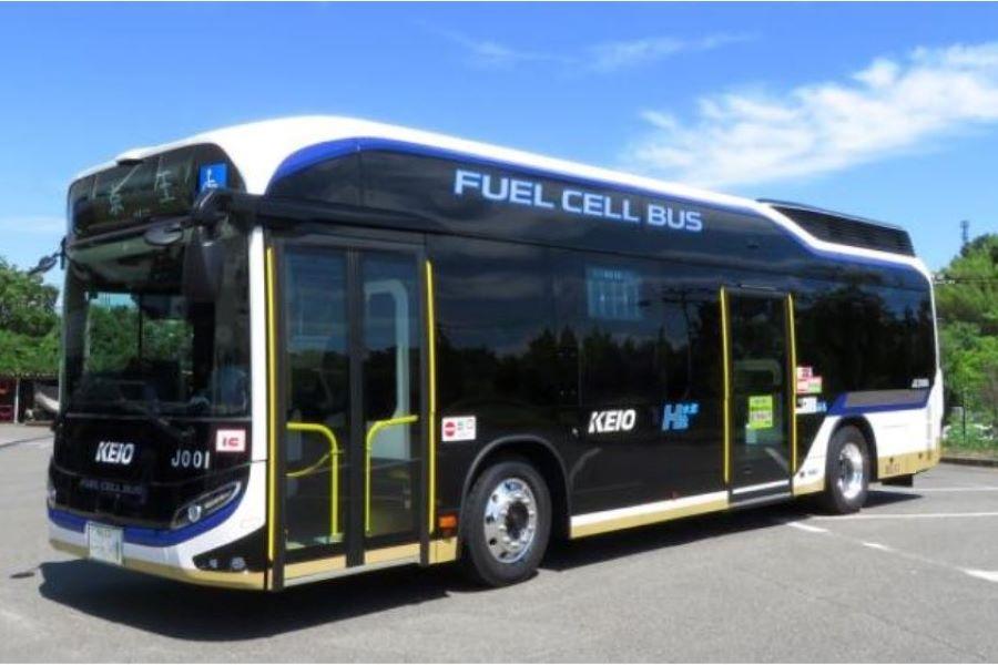 京王水素バス