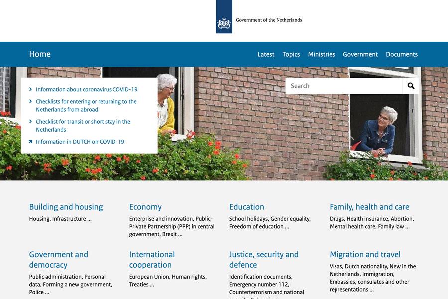 オランダ政府
