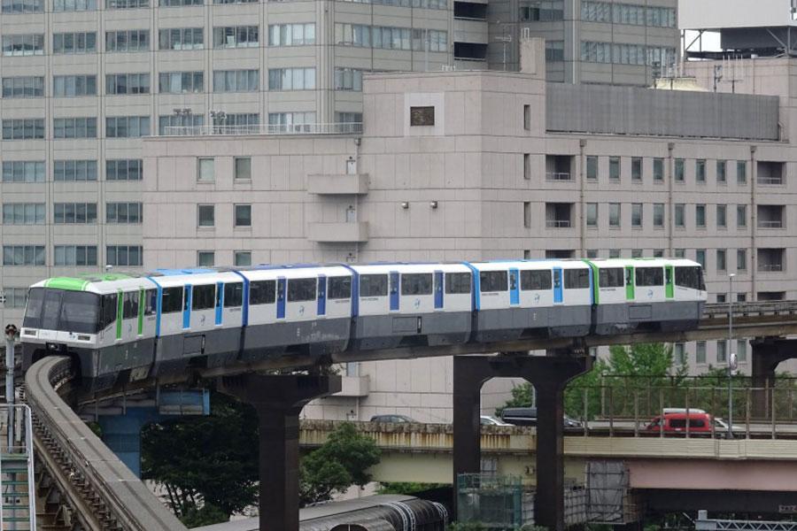 東京モノレール(1000形)